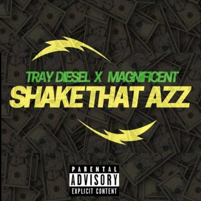 Tray Diesel X Magnificent - Shake That