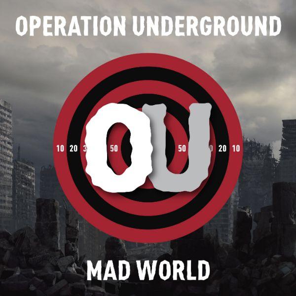 Operation Underground - Mad World EP