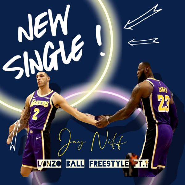 Jay Niff - Lonzo Ball Freestyle Pt.1