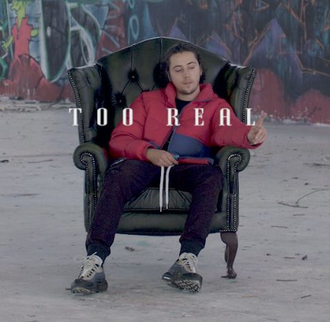 Charlie Bowdery - Too Real