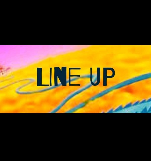 KNKO - Line Up