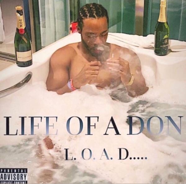 Mega Tha Don - LIFE OF A DON (L.O.A.D) EP