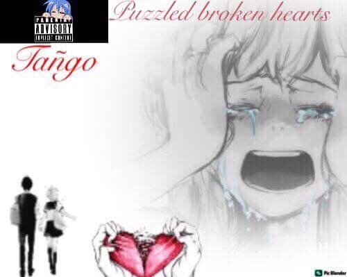 Young Tañgo - Puzzle Broken Hearts