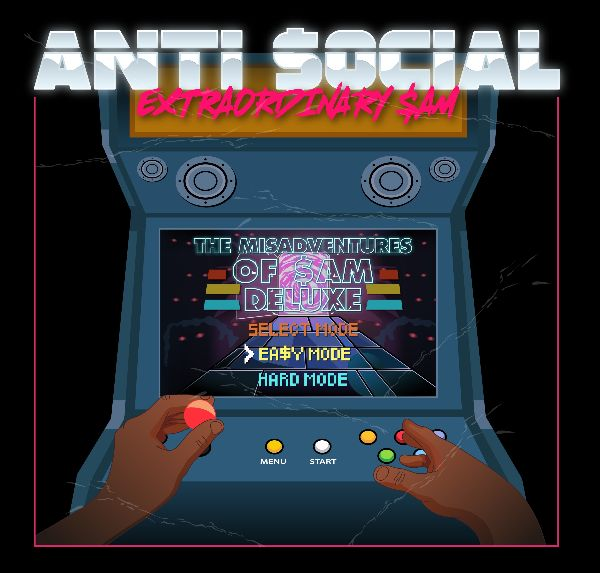 Extraordinary $AM - Anti Social